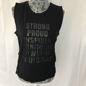 [Soulcycle] 'Strong, Proud, Inspired, Confident..'